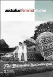 Cover image: Australian Feminist Studies - Volume 26, Issue 68, 2011